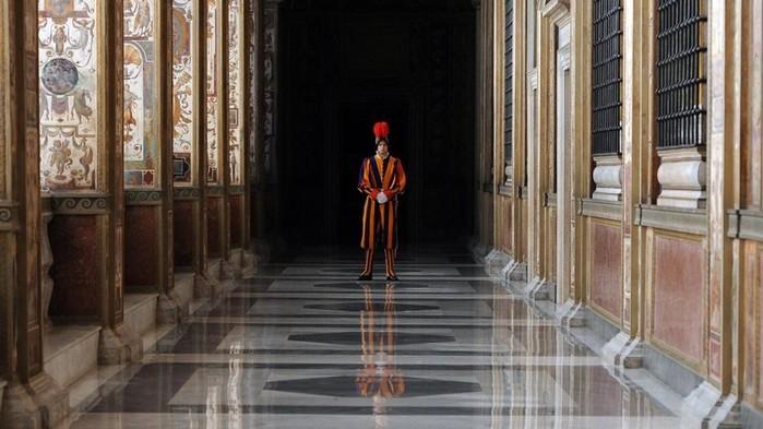 Мрачные тайны секретного архива Ватикана