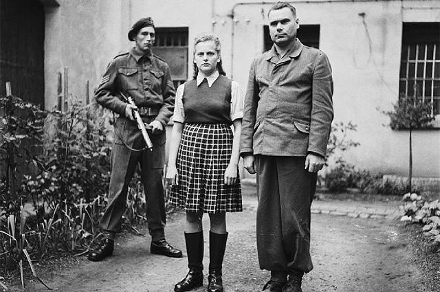 Ильза Кох: что творила «Фрау Абажур» с узниками концлагеря