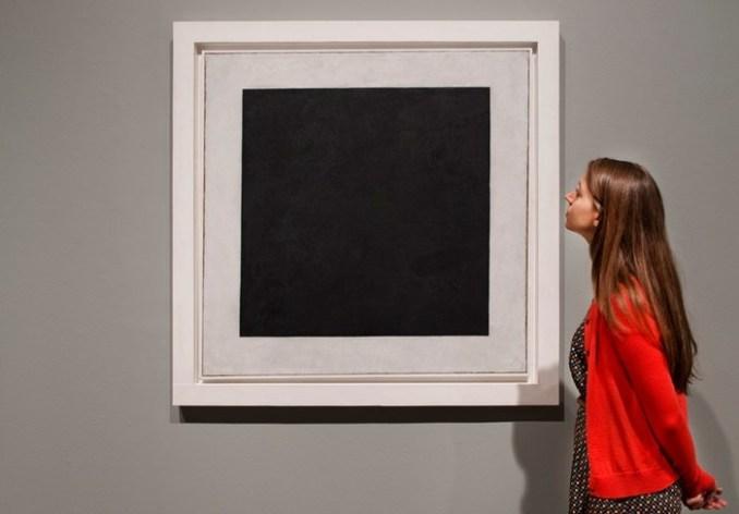 10 смыслов «Черного квадрата»