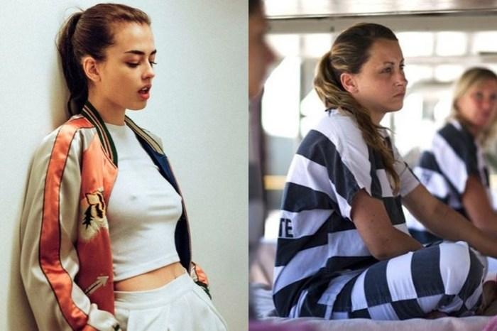 За какие преступления сидели в тюрьме красивые девушки модели
