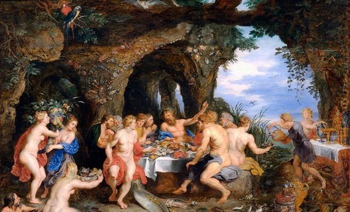 10 смешных историй, связанных с картинами известных художников