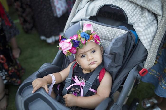Фестиваль в честь Фриды Кало в Далласе