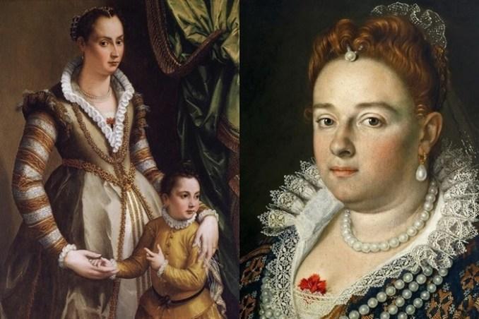 Истоки современной живописи   в итальянских портретах