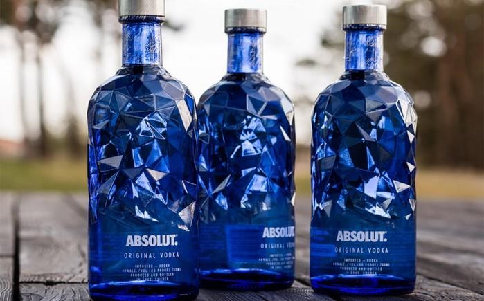 Absolut ная продукция демонстрирует свои абсолютные качества