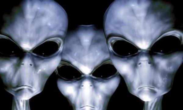 Как инопланетяне следят за нами?