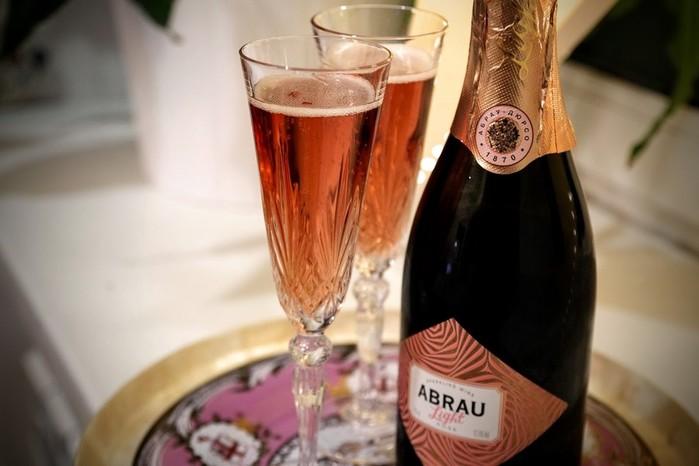 Шампанское Абрау Дюрсо и традиционные русские игристые вина