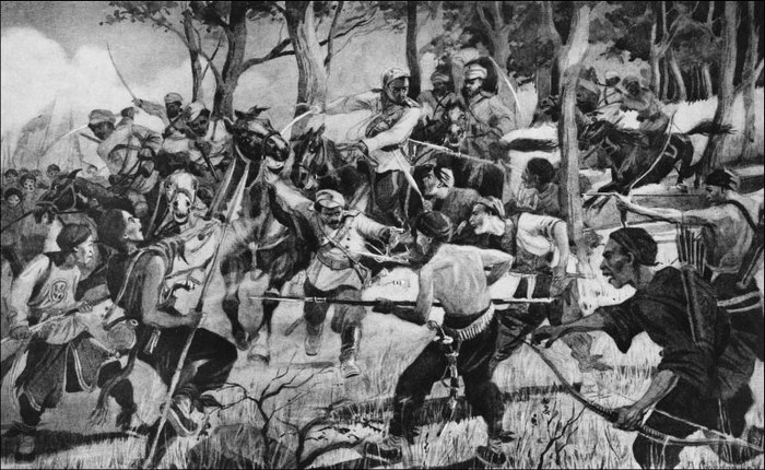 Зачем русские в 1900 году захватили Пекин
