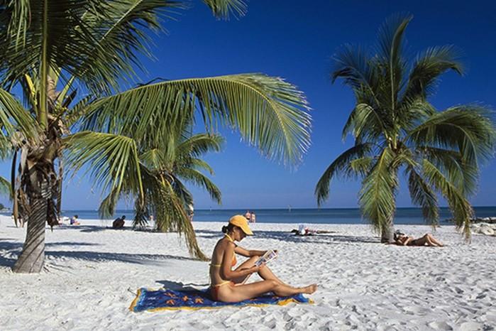 Остров Ки Уэст, где спасаются от холодов богатые американцы