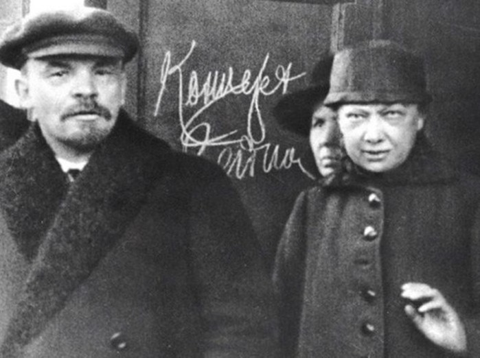 Почему у Крупской и Ленина не было детей