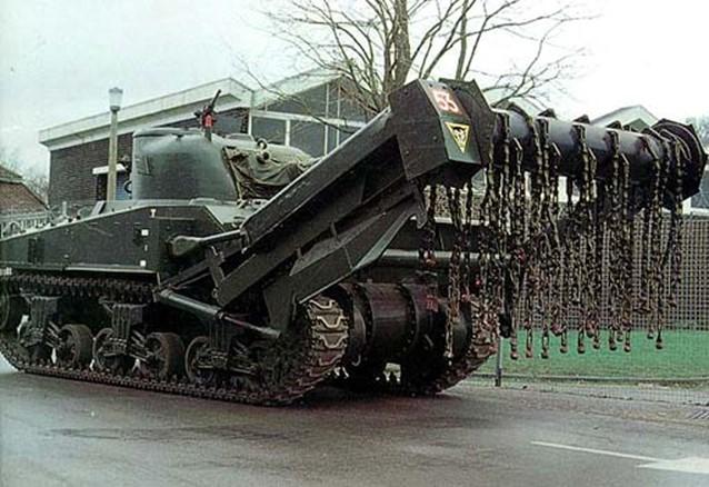 Самое «уродливое» оружие Второй мировой войны