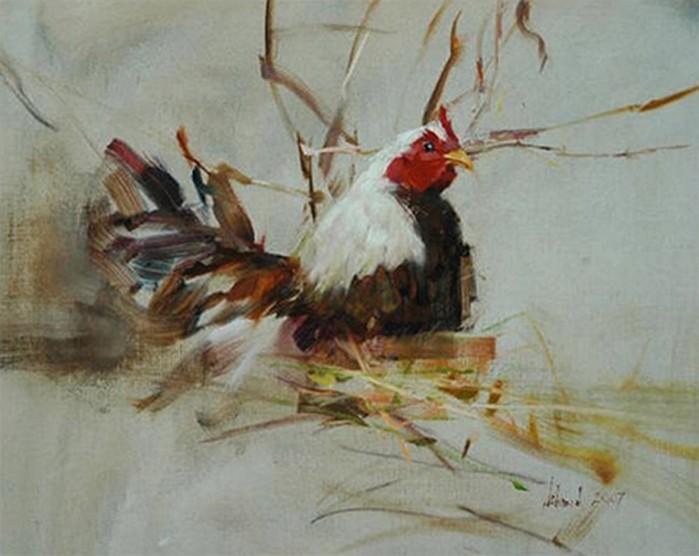 Чем опасно мясо курицы