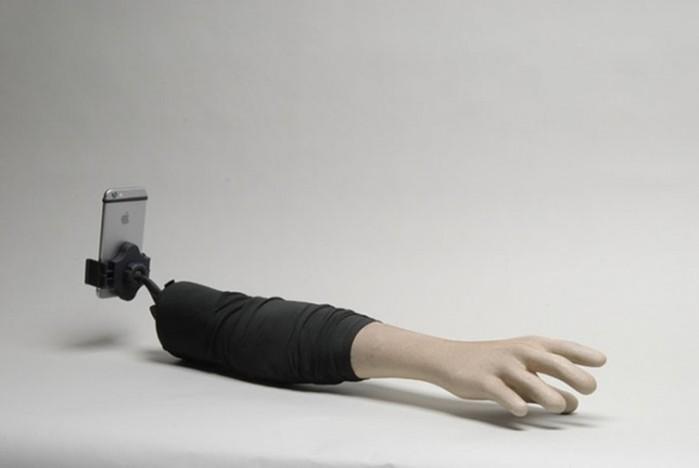 Как делать селфи, если ты одинокий человек   хитрые гаджеты и идеи