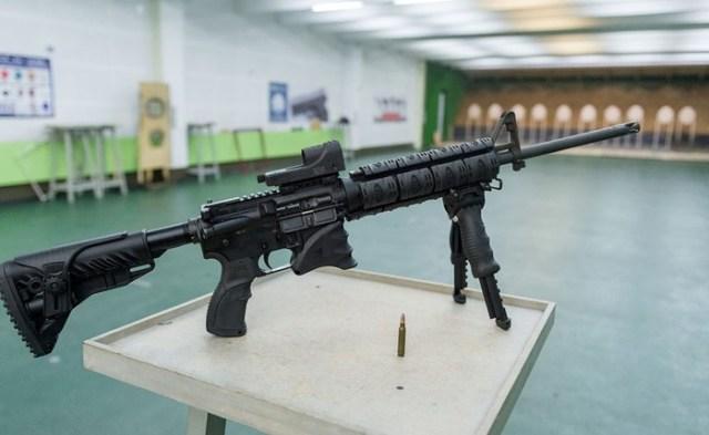 Распространенное гражданское оружие в России