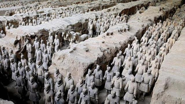Как 2000 летние воины китайского императора были побеждены плесенью