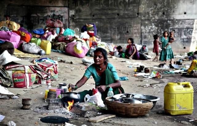 Индия. Базар малолетних невест