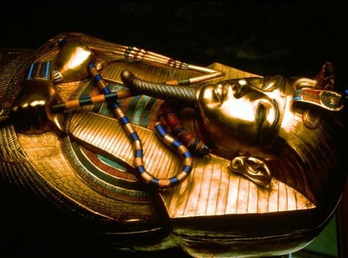 Было ли проклятие гробницы Тутанхамона