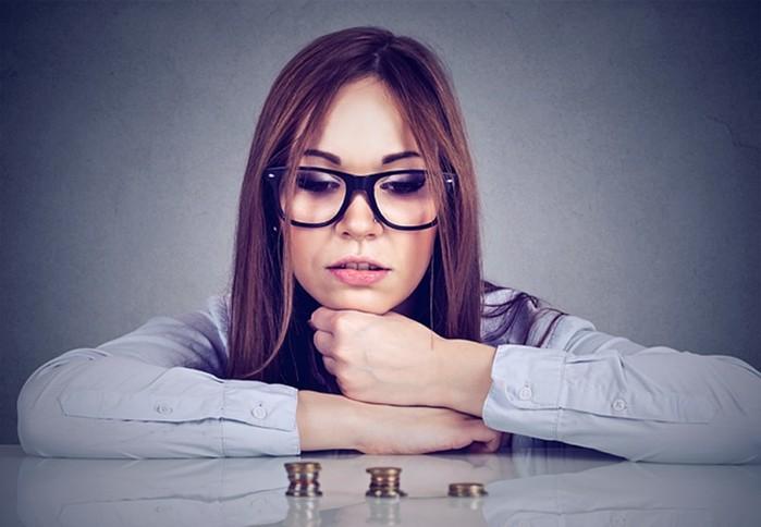 Психология бедности: 9 признаков того, что у вас никогда не будет денег