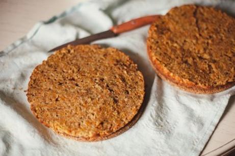 Готовим вместе: морковный торт с маскарпоне