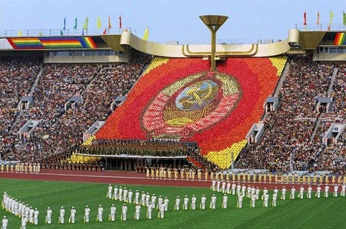 Бойкот Олимпиады 80 в Москве западными странами