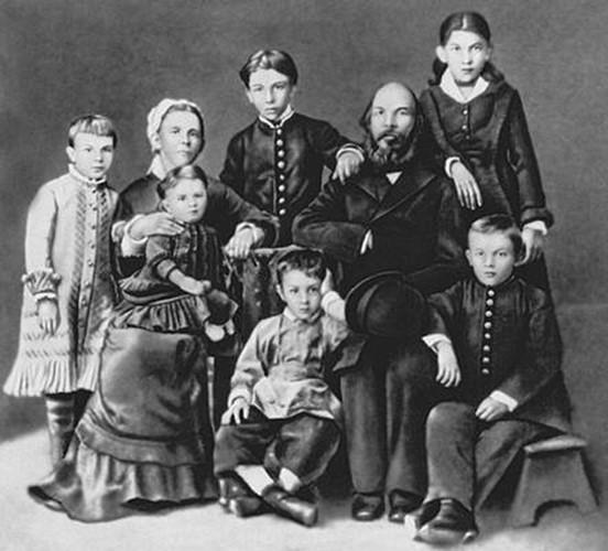 Илья Ульянов: главные секреты отца Ленина