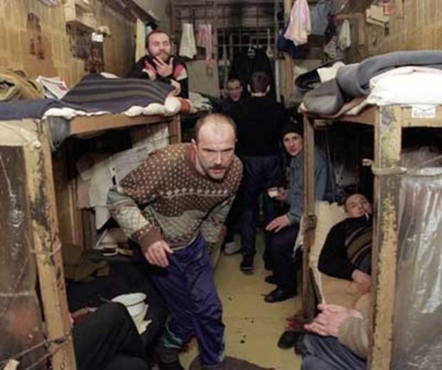 Как спят в российской тюрьме