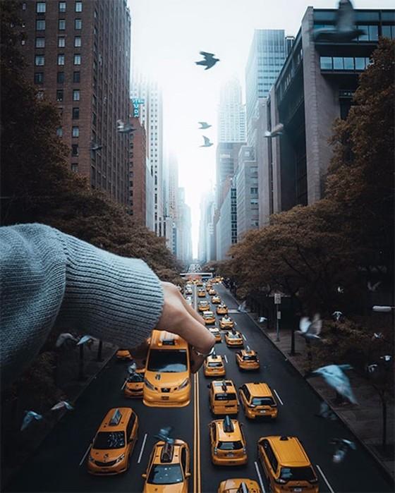 Сортир с видом на мир! Лучшие фотографии Instagram за сентябрь