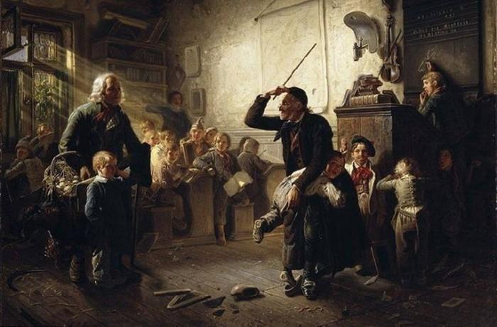 Неоправданная жестокость: как наказывали школьников 200 лет назад