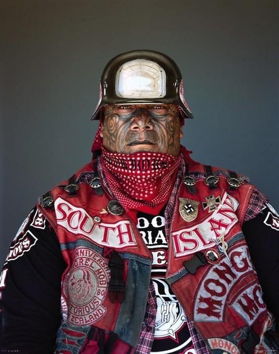 Банда байкеров псевдонацистов запугала всю Новую Зеландию