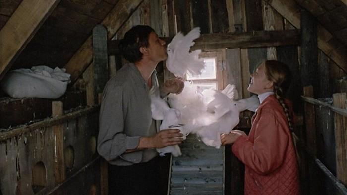 Любопытные факты о фильме «Любовь и голуби»