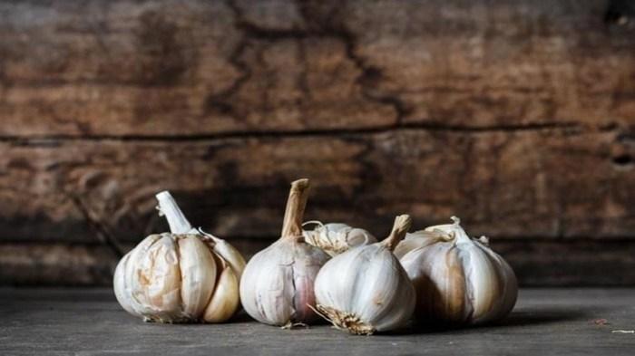 Как чеснок влияет на наш организм