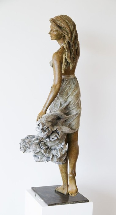 Изящные Скульптуры Ло Лижун (Luo Li Rong)