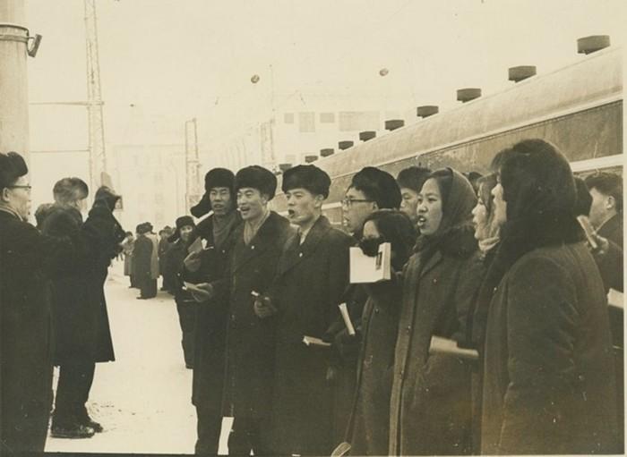 Интересные исторические фотографии