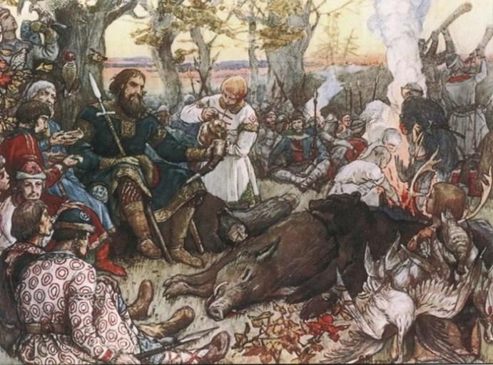 Половцы: какими были злейшие враги Руси
