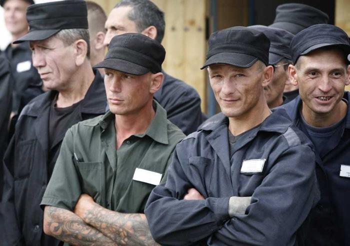 «Козлы»: как им живётся в русской тюрьме?