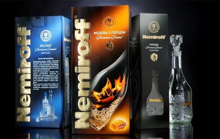 История бренда Nemiroff (статья)