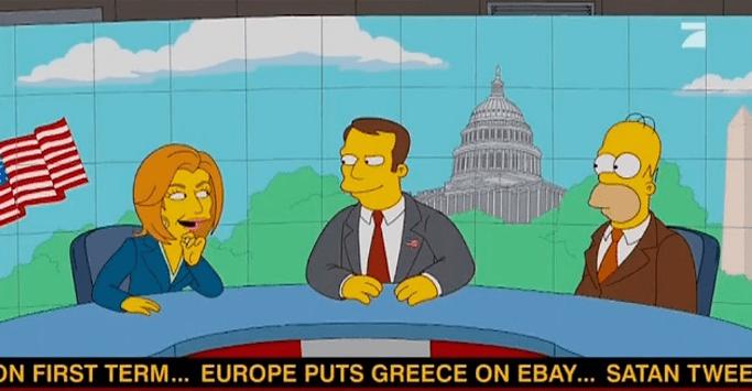 Пророческие предсказания в сериале «Симпсоны»: не менее 16 удивительных совпадений!