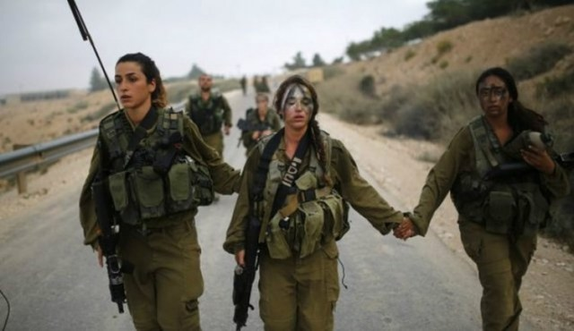 Мусульманские девушки идут служить в израильскую армию