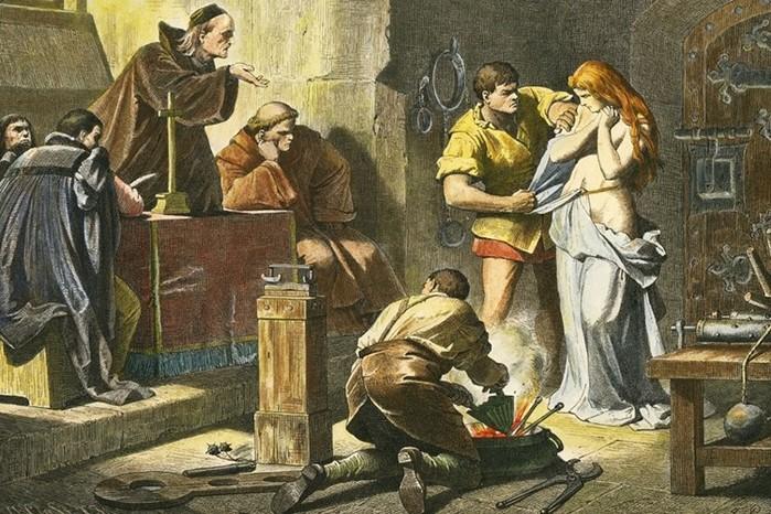 Самые страшные пытки инквизиции