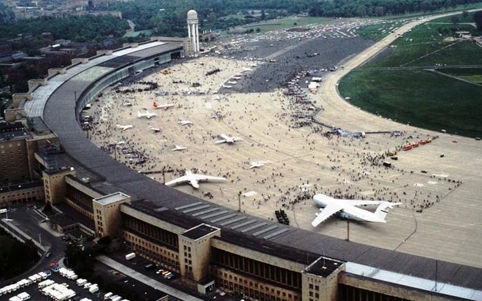 Самые неожиданные факты об аэропортах   очень интересно!