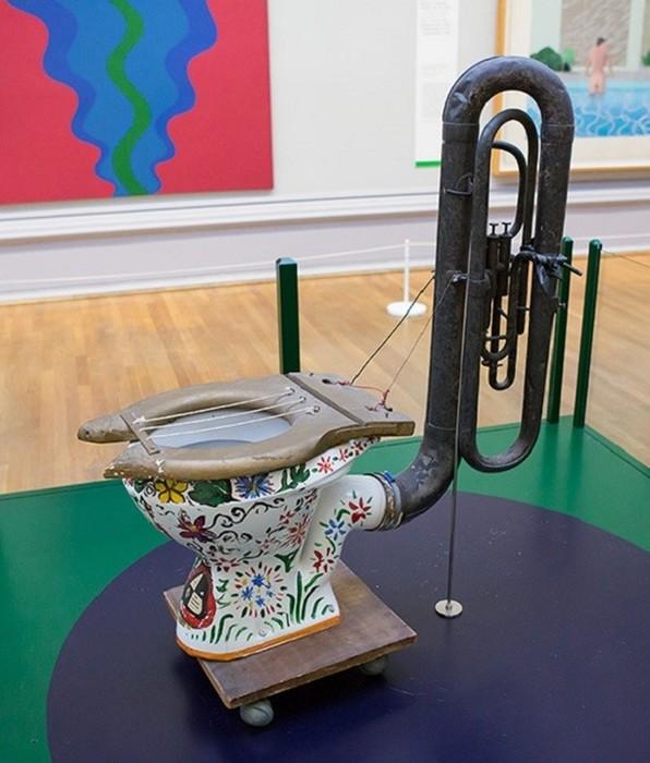 Креативные музыкальные инструменты со всего мир. Музыка вокруг нас!