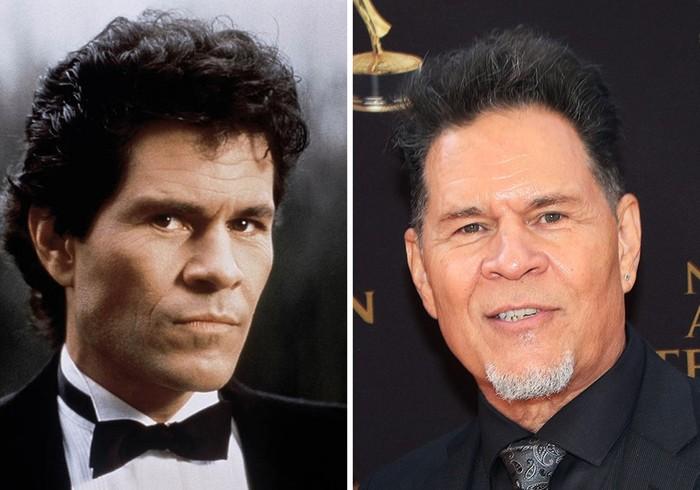 Как выглядят сейчас актеры, ставшие кумирами в 1990 х годах (фотографии)