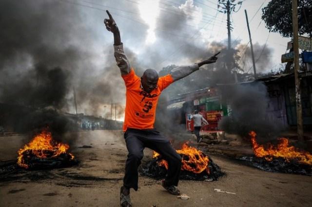 Особенности кенийской борьбы за власть