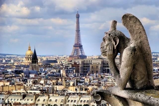 9 интересных фактов о Париже. Многое совершенно неожиданно!