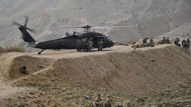 Афганистан отказался от российских вертолетов