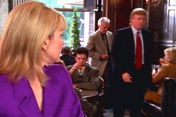 В каких фильмах снимался Дональд Трамп? Кинокарьера президента США   9 фильмов с самыми известными ролями