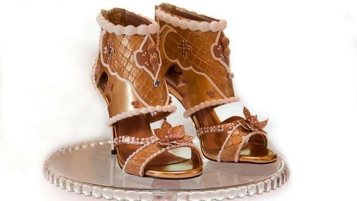 Какие самые дорогие туфли в мире