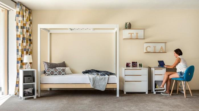 Трансформер Ticia: кровать, которая растет вместе с ваши ребенком!
