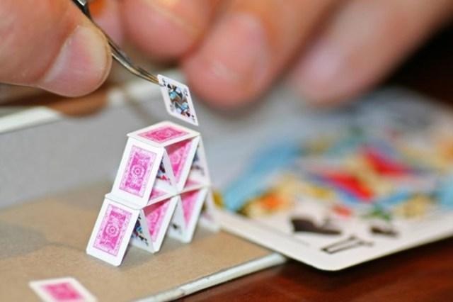 Интересные факты об игральных картах