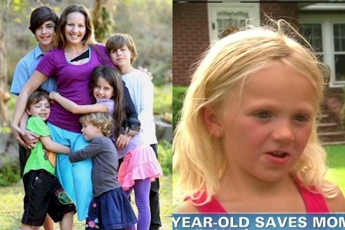 Невероятные истории о детях, которые спасли жизнь своим родителям