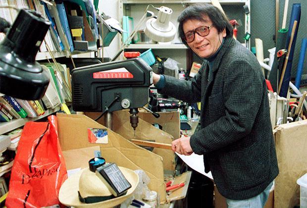 Японец Кэндзи Каваками— автор самых безумных изобретений в мире, но отказывается их продавать